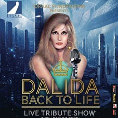 """Dalida: Back to LIFE"": IDRAAC's 4th Annual Fundraising Dinner"