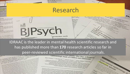 Mental Health Research by IDRAAC